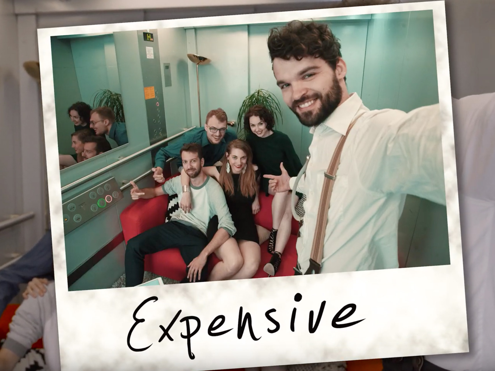 """New Video """"Expensive"""" - Quintense"""