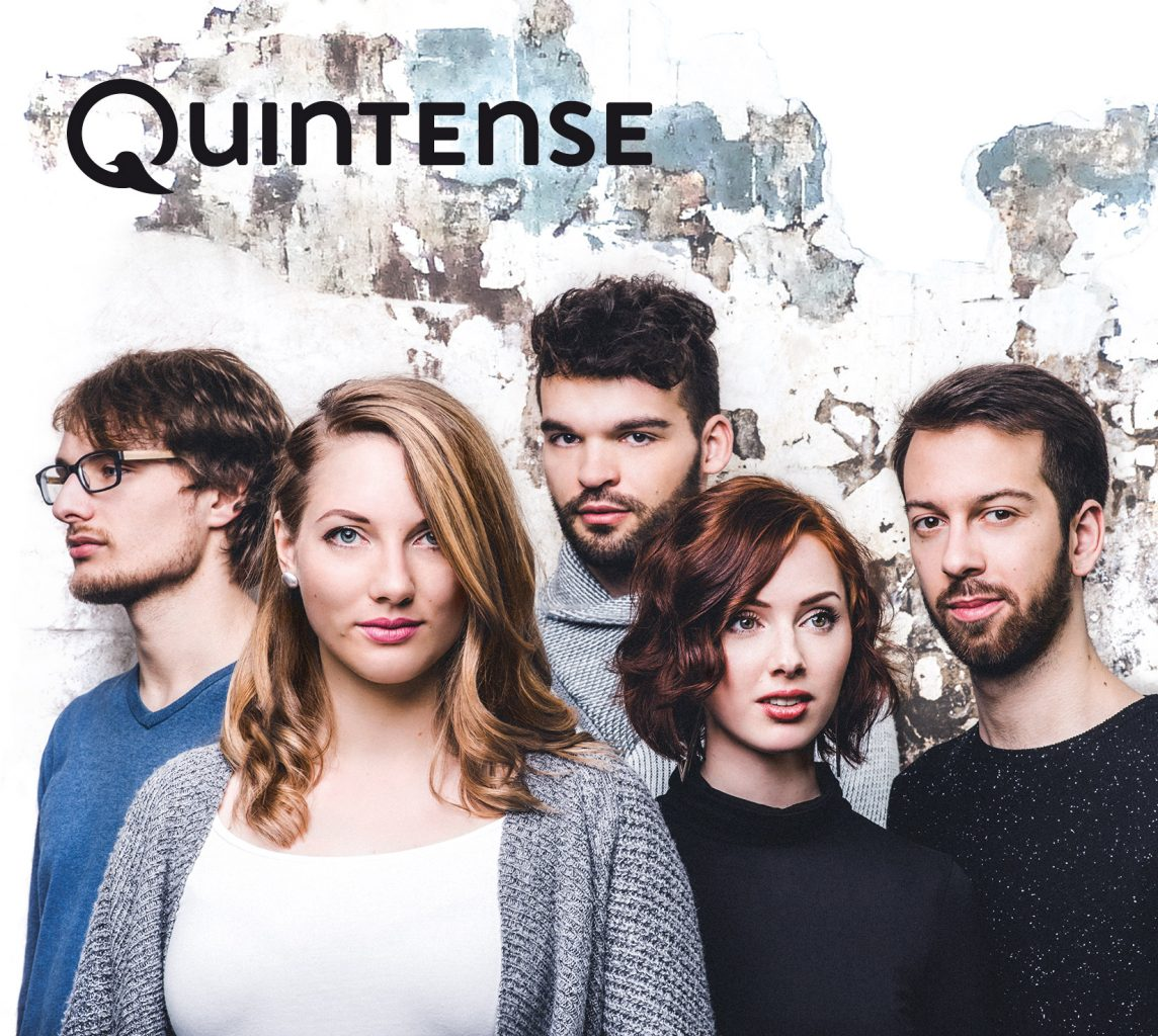 Quintense - EP - Cover 2017