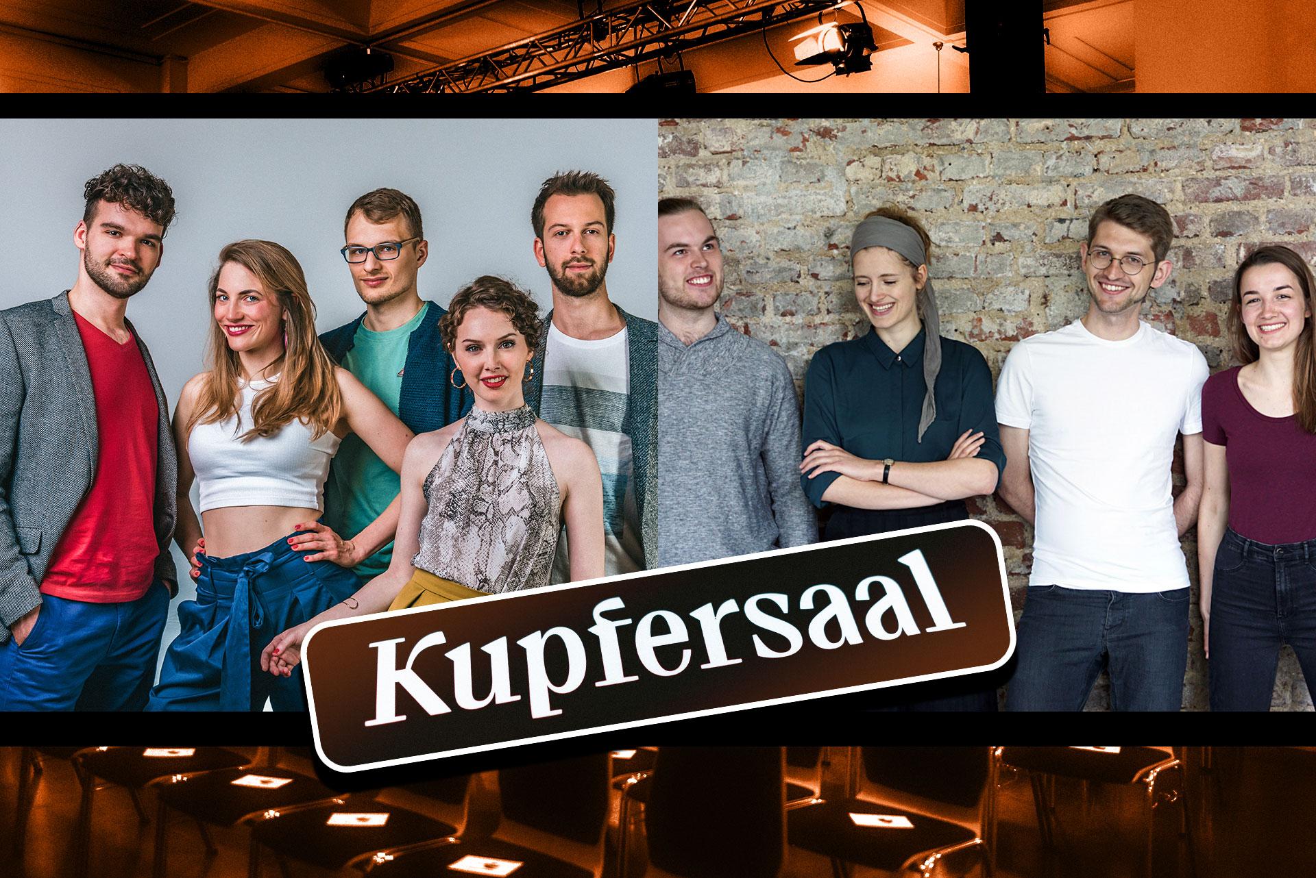 Doppelkonzert - Kupfersaal - Quintense - baff! - 2020