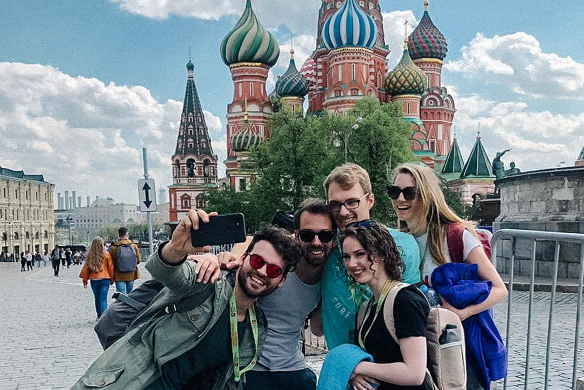 Moskau - 2019 - Quintense